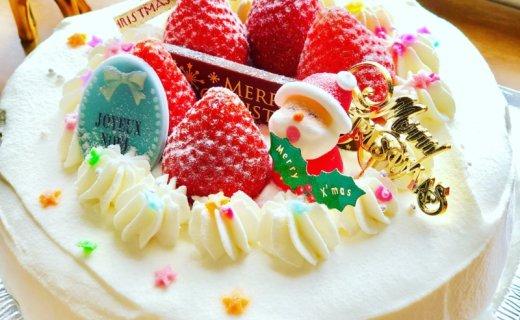 クリスマスケーキ予約販売中