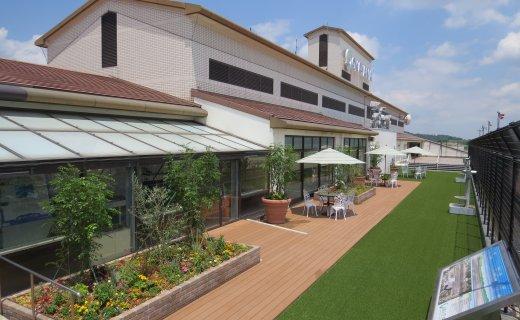 屋上ガーデンリフォーム